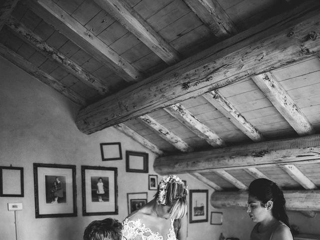 Il matrimonio di Giuseppe e Giulia a Lu, Alessandria 12
