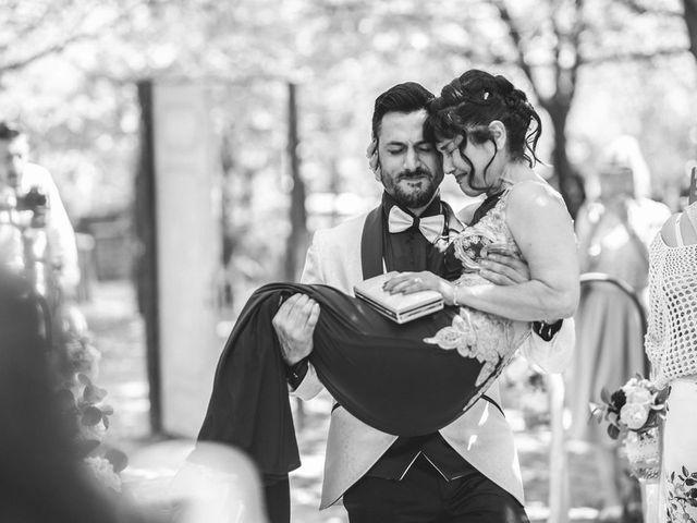 Il matrimonio di Giuseppe e Giulia a Lu, Alessandria 34
