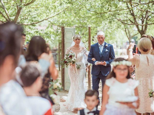 Il matrimonio di Giuseppe e Giulia a Lu, Alessandria 36