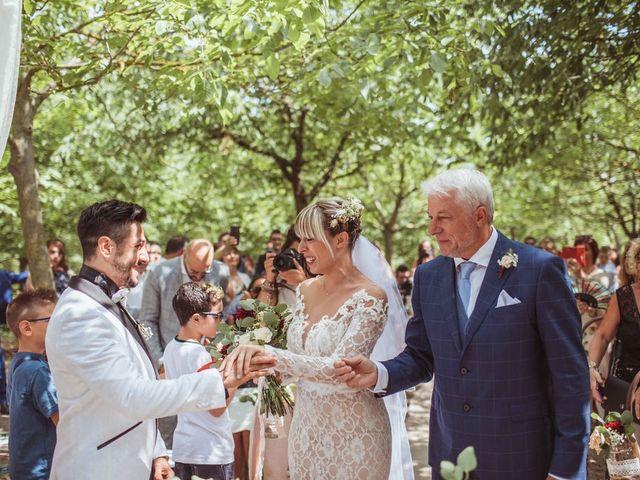 Il matrimonio di Giuseppe e Giulia a Lu, Alessandria 37