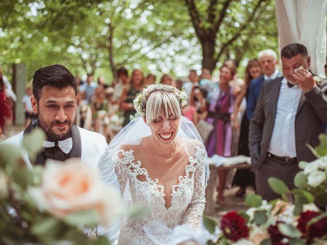 Il matrimonio di Giuseppe e Giulia a Lu, Alessandria 42