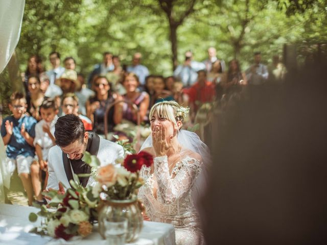Il matrimonio di Giuseppe e Giulia a Lu, Alessandria 43