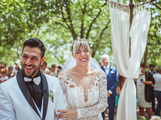 Il matrimonio di Giuseppe e Giulia a Lu, Alessandria 46
