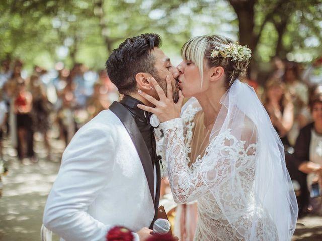 Il matrimonio di Giuseppe e Giulia a Lu, Alessandria 47