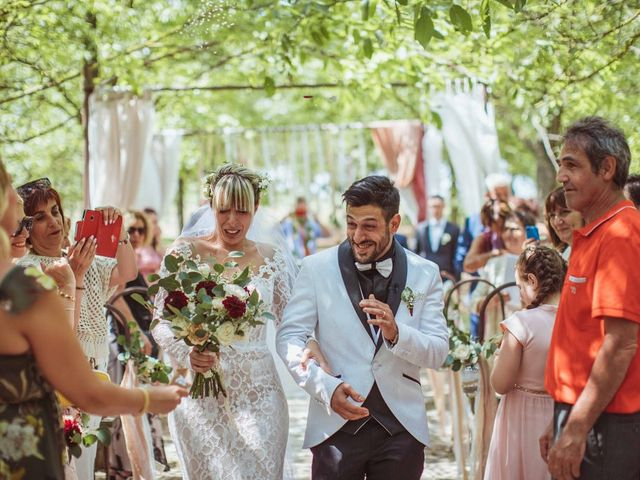 Il matrimonio di Giuseppe e Giulia a Lu, Alessandria 53