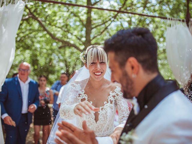 Il matrimonio di Giuseppe e Giulia a Lu, Alessandria 54