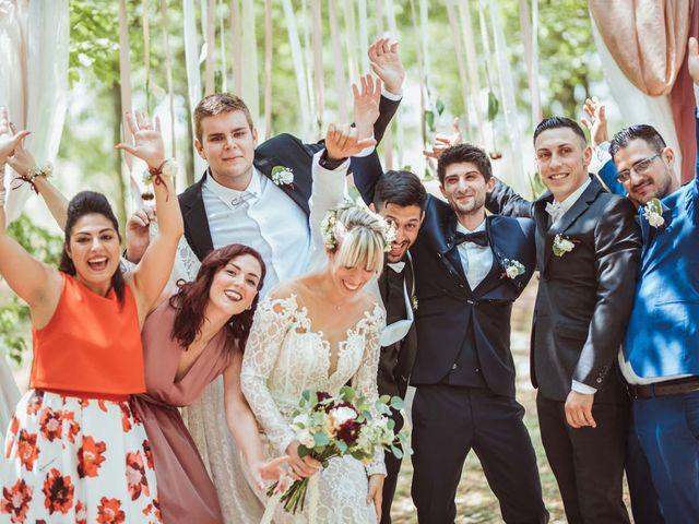 Il matrimonio di Giuseppe e Giulia a Lu, Alessandria 56