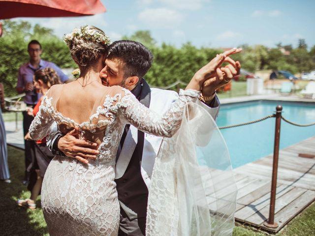 Il matrimonio di Giuseppe e Giulia a Lu, Alessandria 63