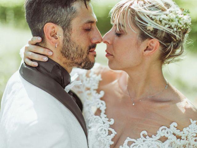 Il matrimonio di Giuseppe e Giulia a Lu, Alessandria 93
