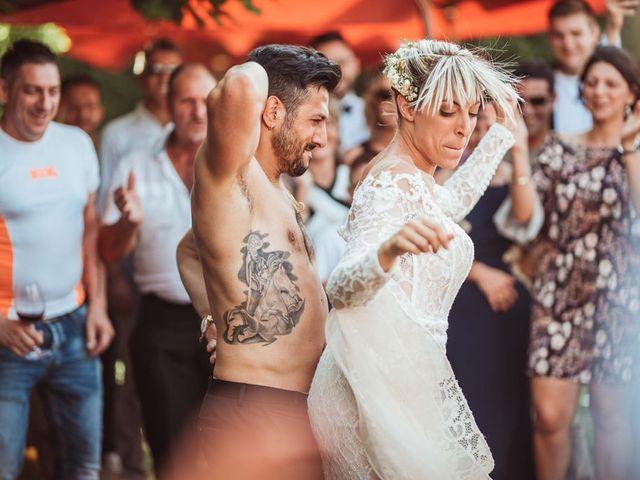 Il matrimonio di Giuseppe e Giulia a Lu, Alessandria 100