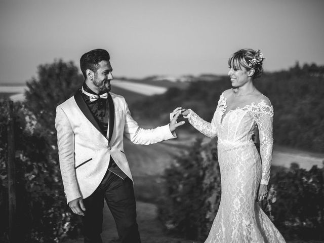 Il matrimonio di Giuseppe e Giulia a Lu, Alessandria 111