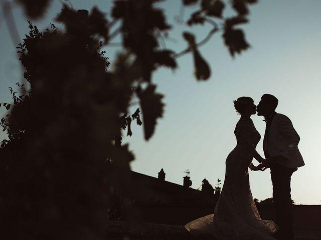 Il matrimonio di Giuseppe e Giulia a Lu, Alessandria 117