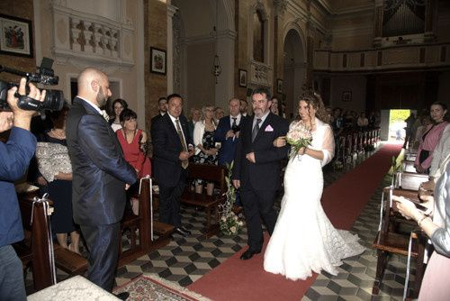 Il matrimonio di Juri e Michelle a Gazoldo degli Ippoliti, Mantova 28