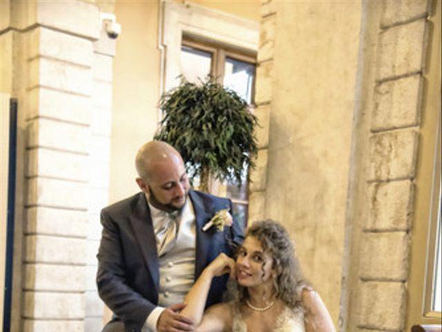 Il matrimonio di Juri e Michelle a Gazoldo degli Ippoliti, Mantova 50