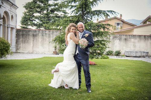 Il matrimonio di Juri e Michelle a Gazoldo degli Ippoliti, Mantova 57