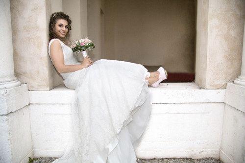 Il matrimonio di Juri e Michelle a Gazoldo degli Ippoliti, Mantova 59