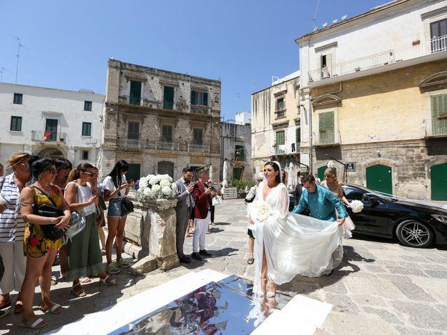Il matrimonio di Carmine e Grazia a Bitonto, Bari 42