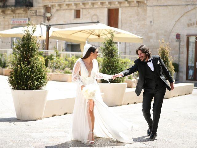 Il matrimonio di Carmine e Grazia a Bitonto, Bari 79