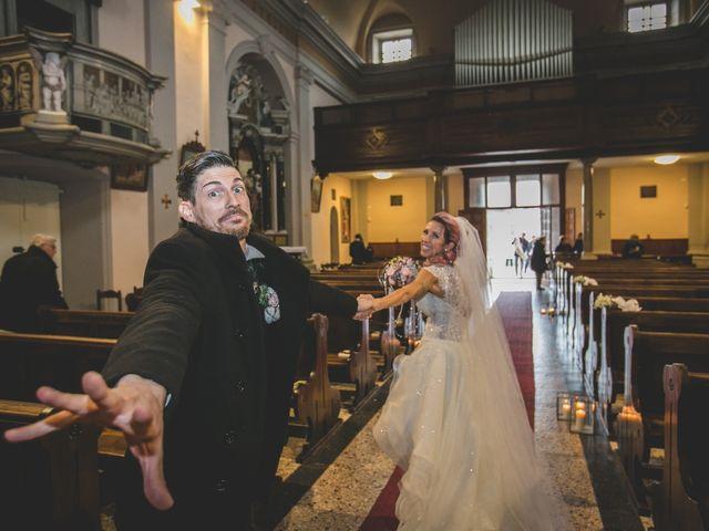 Il matrimonio di Michael e Ilenia a Monfalcone, Gorizia 15