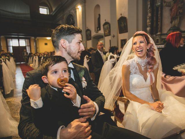 Il matrimonio di Michael e Ilenia a Monfalcone, Gorizia 16