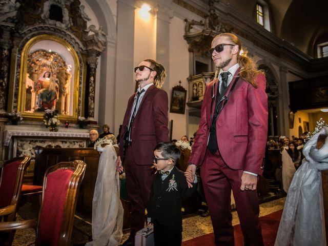 Il matrimonio di Michael e Ilenia a Monfalcone, Gorizia 27