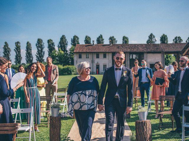 Il matrimonio di Pietro e Lucrezia a Soncino, Cremona 36