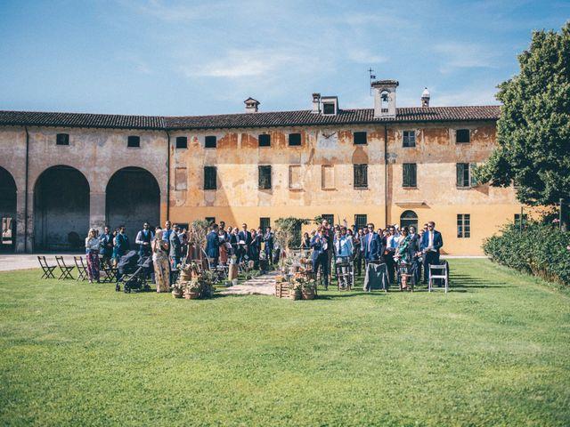 Il matrimonio di Pietro e Lucrezia a Soncino, Cremona 39