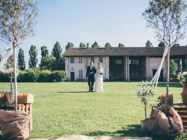 Il matrimonio di Pietro e Lucrezia a Soncino, Cremona 40