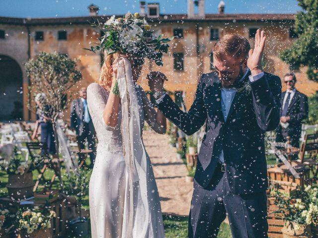 Il matrimonio di Pietro e Lucrezia a Soncino, Cremona 52