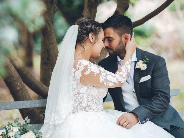 Le nozze di Anna Rita e Fabiano