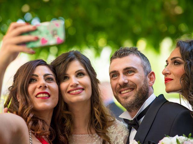 Il matrimonio di Umberto e Jenny a Guardia Sanframondi, Benevento 20