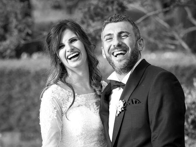 Il matrimonio di Umberto e Jenny a Guardia Sanframondi, Benevento 23