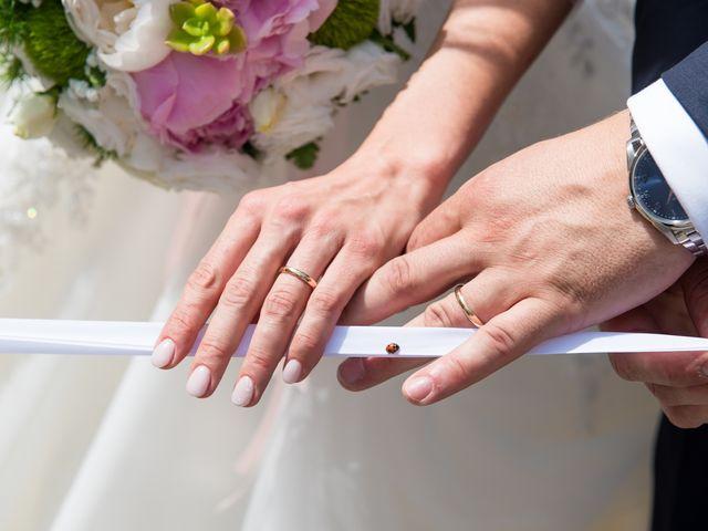 Il matrimonio di Umberto e Jenny a Guardia Sanframondi, Benevento 34