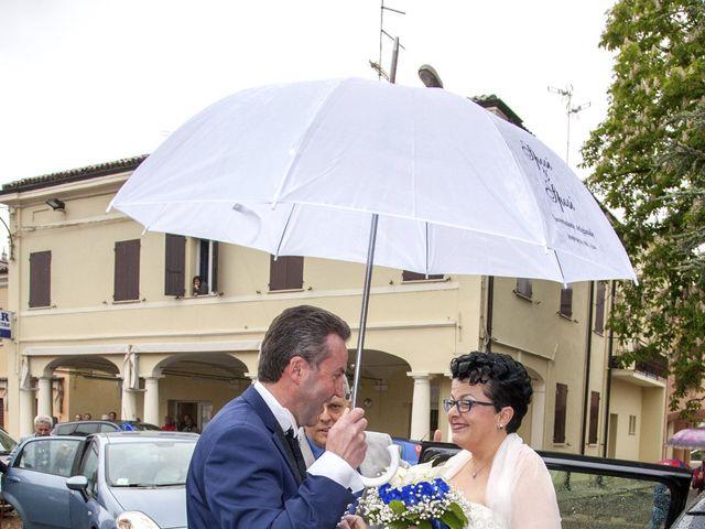 Il matrimonio di Patrizia e Sante a Camposanto, Modena 3