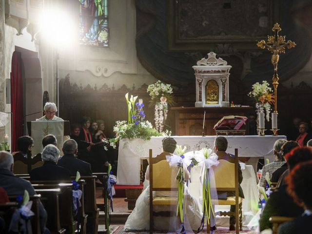 Il matrimonio di Patrizia e Sante a Camposanto, Modena 2