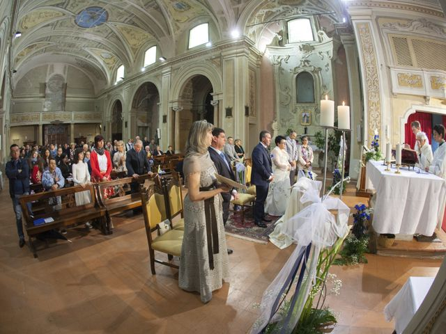 Il matrimonio di Patrizia e Sante a Camposanto, Modena 5