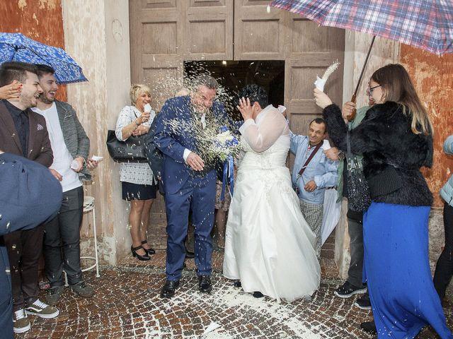 Il matrimonio di Patrizia e Sante a Camposanto, Modena 7