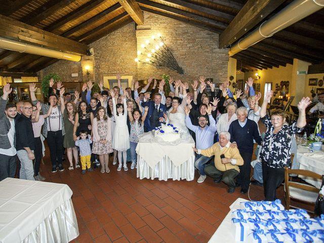 Il matrimonio di Patrizia e Sante a Camposanto, Modena 12