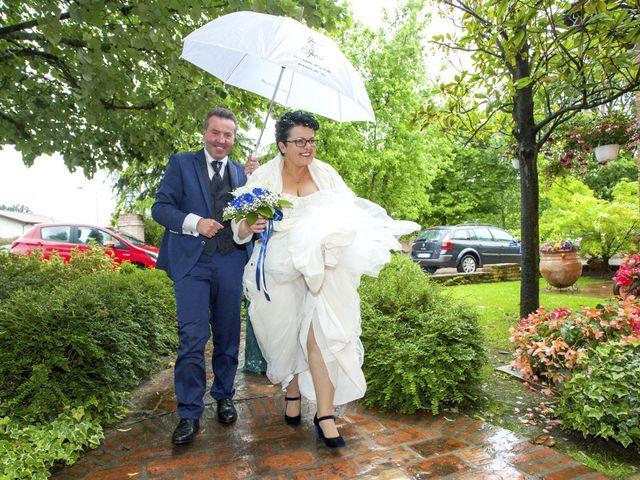 Il matrimonio di Patrizia e Sante a Camposanto, Modena 15