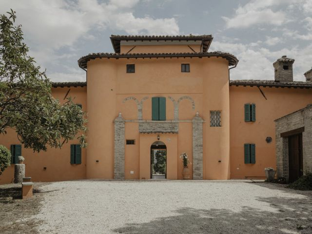 Il matrimonio di Cristina e Mario a San Severino Marche, Macerata 1