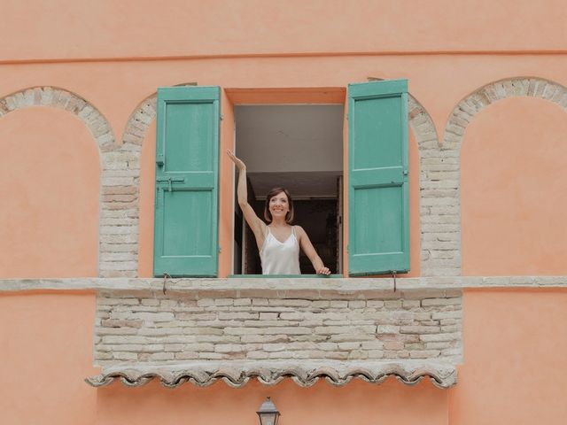 Il matrimonio di Cristina e Mario a San Severino Marche, Macerata 4