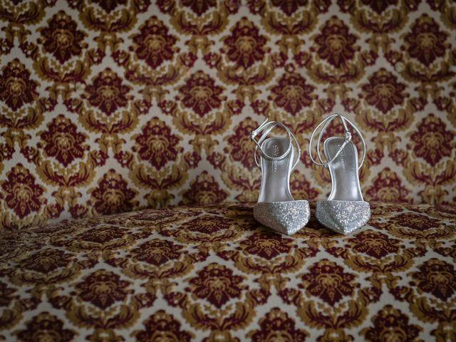 Il matrimonio di Cristina e Mario a San Severino Marche, Macerata 8