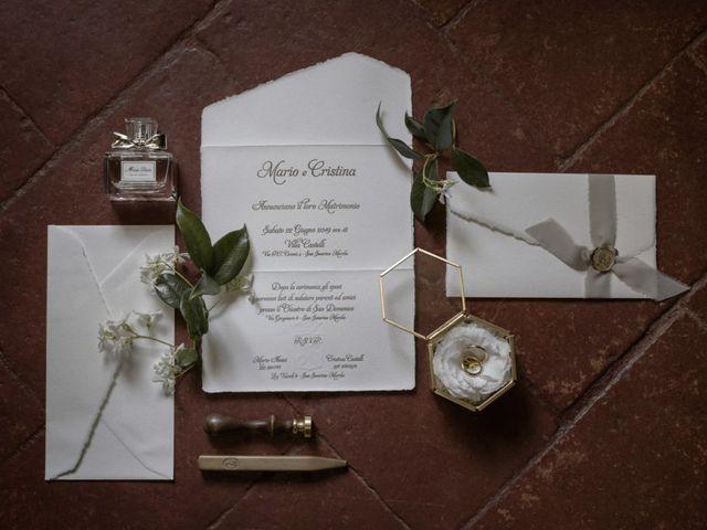 Il matrimonio di Cristina e Mario a San Severino Marche, Macerata 10