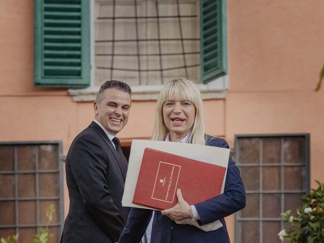 Il matrimonio di Cristina e Mario a San Severino Marche, Macerata 47