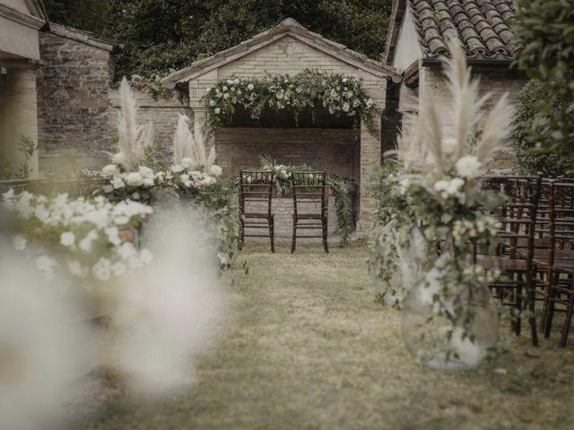 Il matrimonio di Cristina e Mario a San Severino Marche, Macerata 49