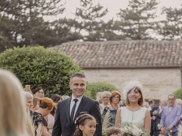 Il matrimonio di Cristina e Mario a San Severino Marche, Macerata 50