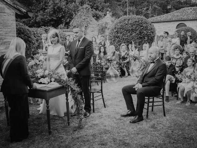 Il matrimonio di Cristina e Mario a San Severino Marche, Macerata 52