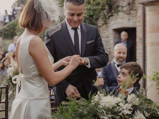 Il matrimonio di Cristina e Mario a San Severino Marche, Macerata 60
