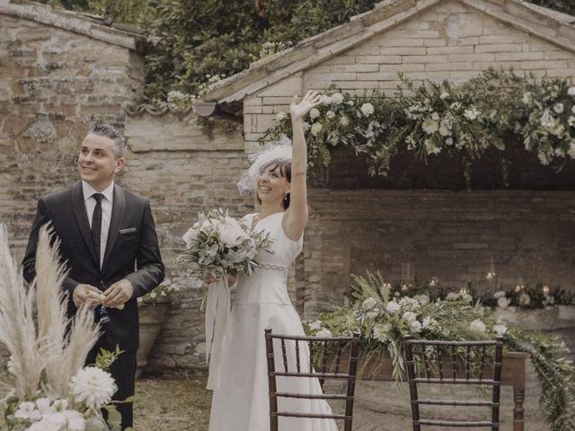 Il matrimonio di Cristina e Mario a San Severino Marche, Macerata 65