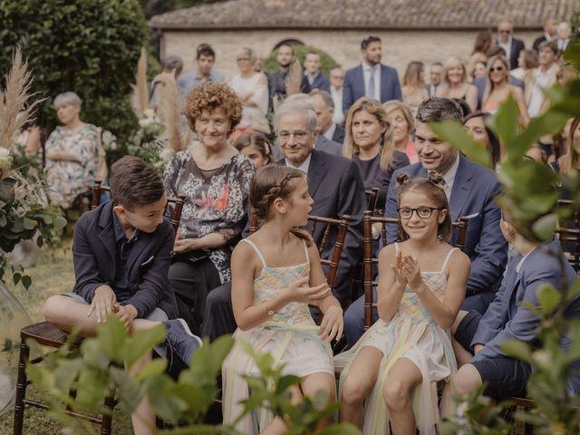 Il matrimonio di Cristina e Mario a San Severino Marche, Macerata 67